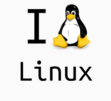 i love linux Unisex T-Shirt