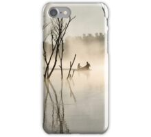 Light flooded delta iPhone Case/Skin
