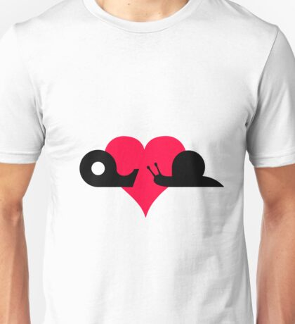 The Snail and the Tape Dispenser Unisex T-Shirt
