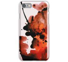 Paint Splash Collage iPhone Case/Skin