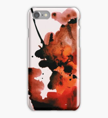 Paint Splash Collage iPhone Case/Skin