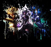 Syndra: the Dark Sovereign  by tronzler