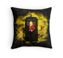 Who's afraid of the Big Bad Wolf? Throw Pillow