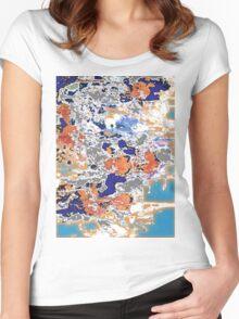 Arctic Heat  Women's Fitted Scoop T-Shirt