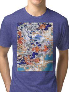 Arctic Heat  Tri-blend T-Shirt
