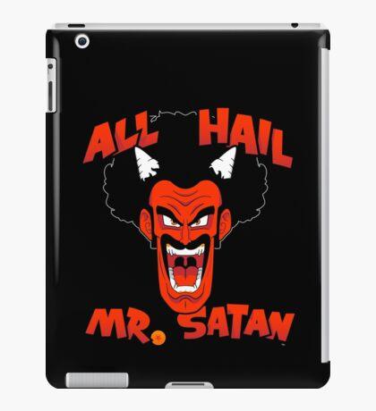All Hail Mr. Satan iPad Case/Skin