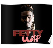 again fetty wap Poster