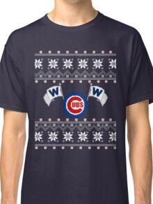 Merry Cubs-mas Classic T-Shirt