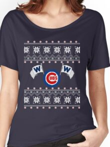 Merry Cubs-mas Women's Relaxed Fit T-Shirt