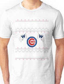 Merry Cubs-mas Unisex T-Shirt