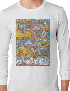 Caribbean Prowl Long Sleeve T-Shirt