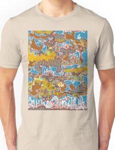 Caribbean Prowl Unisex T-Shirt