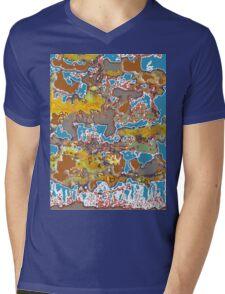 Caribbean Prowl Mens V-Neck T-Shirt