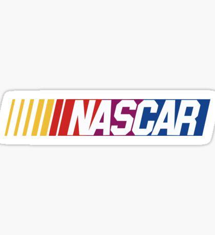 Nascar Racing Sticker