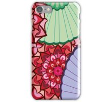 Mandala vintage ethnic Oriental pattern. iPhone Case/Skin