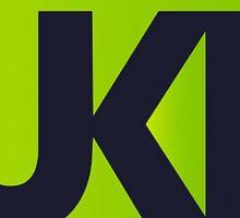 UKF Drum And Bass Sticker