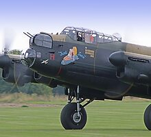 Throttles Open - Just Jane by Colin  Williams Photography