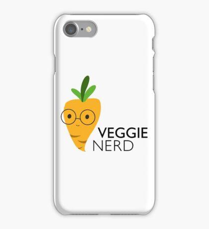 Veggie Nerd iPhone Case/Skin
