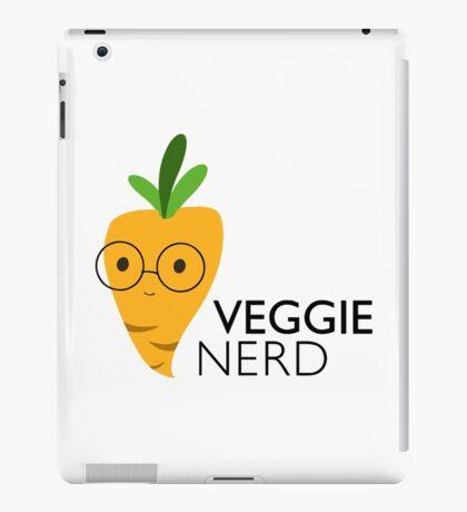 Veggie Nerd iPad Case/Skin
