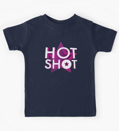 Black Mirror - Hot Shot Kids Tee