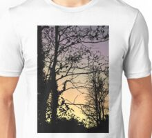 The dying light of the day Unisex T-Shirt