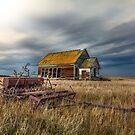 Prairie Schoolhouse by Patrick Kavanagh