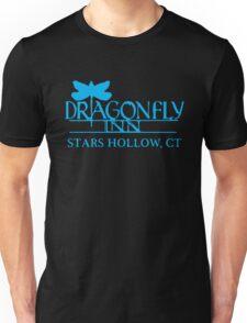 Gilmore Girls - Dragon Fly Inn Blue Unisex T-Shirt