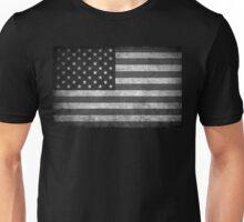 Old Glory BW  Unisex T-Shirt