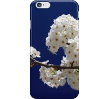 Blossoms In Blue iPhone Case/Skin
