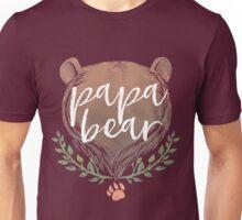 PAPA BEAR Unisex T-Shirt