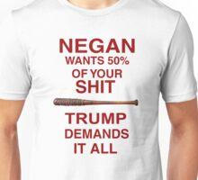 Negan for President Unisex T-Shirt
