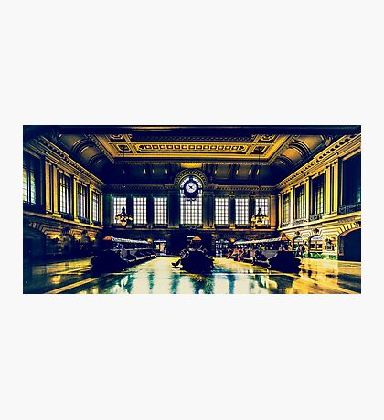 The Waiting Room Photographic Print
