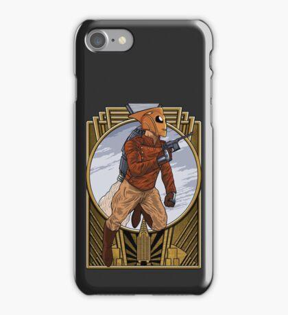 Rocket Man. iPhone Case/Skin