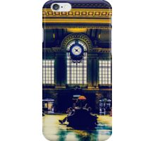 The Waiting Room iPhone Case/Skin