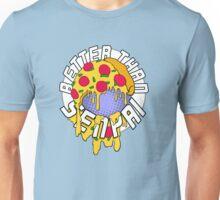 Pizza is Better Than Senpai! Unisex T-Shirt