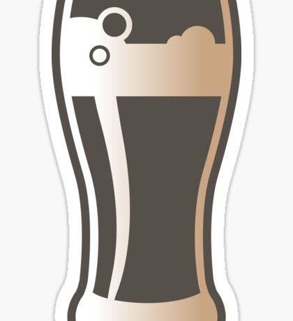 Beer Graphic Sticker