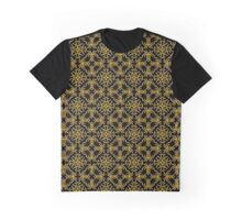 Baroque 6 Black Graphic T-Shirt