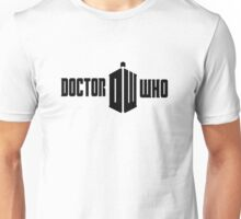 Doctor who logo Unisex T-Shirt