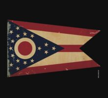 Ohio State Flag VINTAGE by USAswagg2