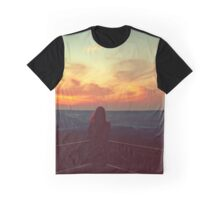 Vintage sunset Graphic T-Shirt