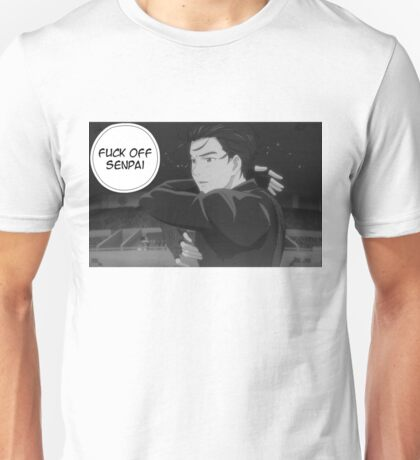 senpai Unisex T-Shirt