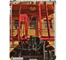 Caboose iPad Case/Skin