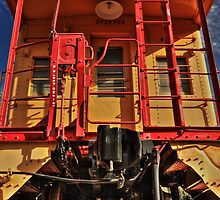Caboose by James Eddy