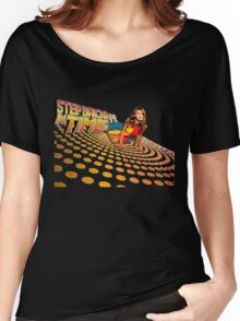 Kylie Minogue - Step Back In Time - Retro Women's Relaxed Fit T-Shirt