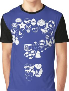 Item Block Graphic T-Shirt