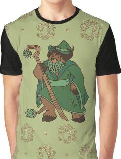 Ash Tree - The Enchanter Ox Graphic T-Shirt