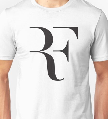roger federer the champion Unisex T-Shirt