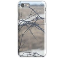 Fenced in. iPhone Case/Skin