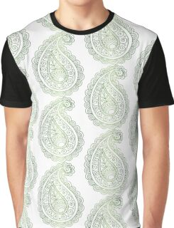 Calm Motif Graphic T-Shirt