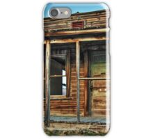 The Old Wendel Post Office iPhone Case/Skin